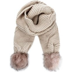 Szal GUESS - Not Coordinated Wool AW6800 WOL03 NUD. Brązowe szaliki i chusty damskie Guess, z materiału. W wyprzedaży za 159.00 zł.