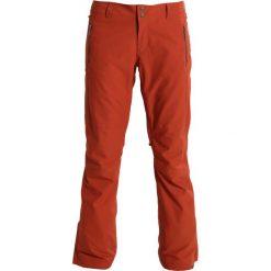Roxy CABIN Spodnie narciarskie rooibos tea. Spodnie snowboardowe damskie Roxy, z materiału, sportowe. W wyprzedaży za 719.10 zł.