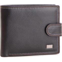 Duży Portfel Męski NOBO - NPUR-MG0020-C020 Czarny. Czarne portfele męskie Nobo, ze skóry. W wyprzedaży za 139.00 zł.