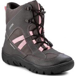 Śniegowce GEOX - J Clady G. B Wpf B J745NB 05011 C0952 Dk Grey/Pink. Śniegowce dziewczęce marki bonprix. W wyprzedaży za 209.00 zł.
