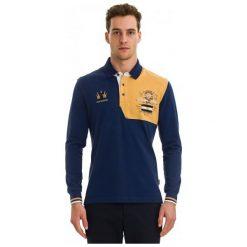 Galvanni Koszulka Polo Męska Wollogong Xl Ciemnoniebieska. Koszulki polo męskie marki INESIS. W wyprzedaży za 299.00 zł.