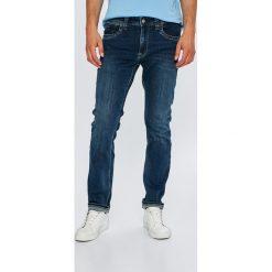 Pepe Jeans - Jeansy. Niebieskie jeansy męskie Pepe Jeans. W wyprzedaży za 259.90 zł.