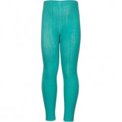 """Legginsy """"On The Run"""" w kolorze niebieskim. Legginsy dla dziewczynek marki OROKS. W wyprzedaży za 42.95 zł."""