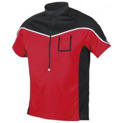 Etape Koszulka Rowerowa Męska Polo Red/Black Xxl. Czarne koszulki polo męskie Etape, z krótkim rękawem. W wyprzedaży za 94.00 zł.
