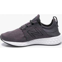 New Balance - Buty MCRUZHB. Brązowe buty sportowe męskie New Balance, z materiału. W wyprzedaży za 239.90 zł.