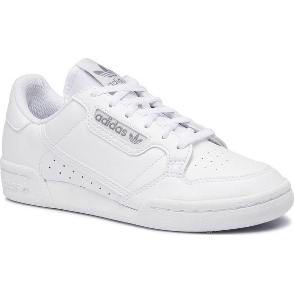 Buty adidas Continental 80 J EE8383 FtwwhtFtwwhtGreone