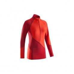 Bluza termiczna damska. Brązowe bluzy damskie SIMOND, z elastanu. Za 129.99 zł.