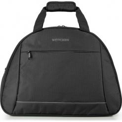 Torba podróżna 56-3S-465-11. Czarne torby na ramię damskie Wittchen. Za 119.00 zł.
