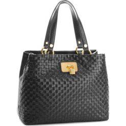 Torebka GUESS - HWLOLA L8204  BLA. Czarne torebki do ręki damskie Guess, ze skóry. Za 1,169.00 zł.