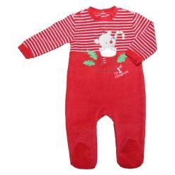 Carodel Śpioszki Dziecięce Christmas, 56, Czerwone. Śpioszki niemowlęce marki Pollena Savona. Za 39.00 zł.
