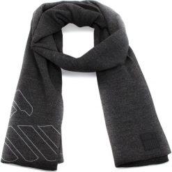 Szal EA7 EMPORIO ARMANI - 275804 8A302 00044 Anthracite Grey. Szare szaliki i chusty damskie marki Giacomo Conti, na zimę, z tkaniny. W wyprzedaży za 269.00 zł.