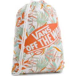 Plecak VANS - Benched Novelty VN0A3IMFP3V  White Californi. Białe plecaki damskie Vans, z materiału, sportowe. Za 69.00 zł.
