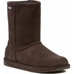 Buty EMU AUSTRALIA - Paterson Lo W10771 Brązowy. Kozaki damskie marki Roberto. W wyprzedaży za 519.00 zł.