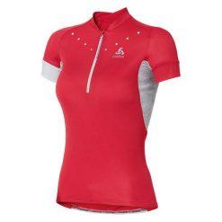 Odlo Koszulka Stand-up collar s/s ISOLA czerwona r. M (410911). T-shirty damskie Odlo. Za 78.91 zł.