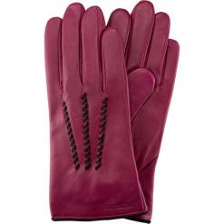 Rękawiczki damskie 39-6-290-2. Brązowe rękawiczki damskie Wittchen, z polaru. Za 169.00 zł.