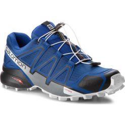 Buty SALOMON - Speedcross 4 404641 27 V0 Mazarine Blue Wil/Black/White. Buty sportowe męskie marki ROCKRIDER. W wyprzedaży za 379.00 zł.