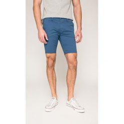 Guess Jeans - Szorty. Szare szorty męskie Guess Jeans, z bawełny, casualowe. W wyprzedaży za 199.90 zł.