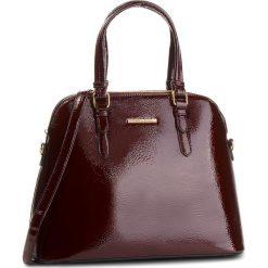 Torebka JENNY FAIRY - RC15580A Burgundy. Czerwone torebki do ręki damskie Jenny Fairy, ze skóry ekologicznej. Za 119.99 zł.