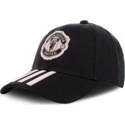 Czapka z daszkiem adidas - Mufc 3S Cap CY5585 Black/Icepnk. Czarne czapki i kapelusze damskie Adidas, z bawełny. Za 79.95 zł.