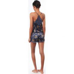 Etam - Kombinezon piżamowy Blueberry. Body damskie marki MAKE ME BIO. W wyprzedaży za 129.90 zł.