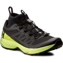 Buty SALOMON - Xa Enduro 392407 27 G0 Black/Lime Green/Black. Czarne buty sportowe męskie Salomon, z materiału. W wyprzedaży za 409.00 zł.