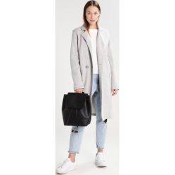 Onepiece CHALLENGE  Płaszcz wełniany /Płaszcz klasyczny grey mel. Płaszcze damskie Onepiece, z bawełny, klasyczne. W wyprzedaży za 349.30 zł.