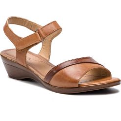 Sandały LASOCKI RST 1390 03 Brązowy Sandały damskie