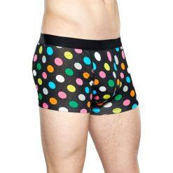 Happy Socks - Bokserki Big Dot. Różowe bokserki męskie Happy Socks, z bawełny. W wyprzedaży za 59.90 zł.