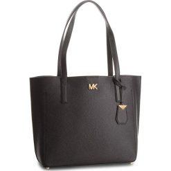 Torebka MICHAEL MICHAEL KORS - Ana 30T8GX4T8L  Black. Czarne torebki do ręki damskie MICHAEL Michael Kors, ze skóry. Za 1,279.00 zł.