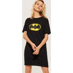 Sukienka Batman - Czarny. Czarne sukienki damskie House, z motywem z bajki. Za 69.99 zł.