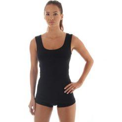 Brubeck Koszulka damska COMFORT WOOL czarna r. XL (TA10170). T-shirty damskie Brubeck. Za 97.33 zł.