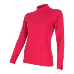 Sensor Koszulka Termiczna Double Face Magenta Xl. Czerwone koszulki sportowe damskie Sensor, z długim rękawem. Za 105.00 zł.