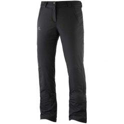 Salomon Damskie Spodnie Narciarskie Stormseason Pant W Black Xs/R. Czarne spodnie snowboardowe damskie Salomon, eleganckie. Za 565.00 zł.