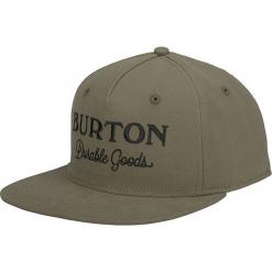 """Czapka """"Durable"""" w kolorze khaki. Brązowe czapki i kapelusze męskie Burton. W wyprzedaży za 56.95 zł."""
