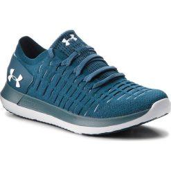 Buty UNDER ARMOUR - Ua Slingride 3020326-401 Blu. Niebieskie buty sportowe męskie Under Armour, z materiału. W wyprzedaży za 289.00 zł.