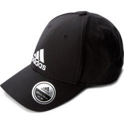 Czapka adidas - 6Pcap Ltwgt Emb S98159 Black/Black/White. Czarne czapki i kapelusze męskie Adidas. Za 59.00 zł.