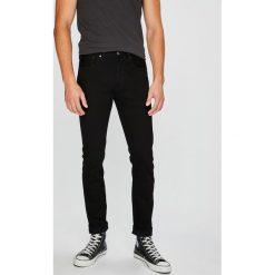Levi's - Jeansy 501. Brązowe jeansy męskie Levi's. W wyprzedaży za 319.90 zł.