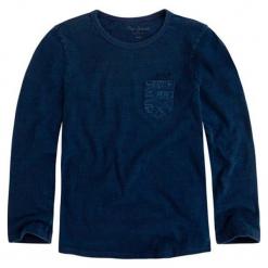 Bluzka w kolorze ciemnoniebieskim. T-shirty dla chłopców marki Reserved. W wyprzedaży za 69.95 zł.