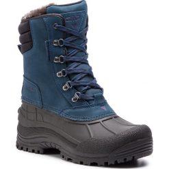 Śniegowce CMP - Kinos Snow Boots Wp 3Q48867 77AA. Czarne śniegowce i trapery męskie CMP, z materiału. Za 399.99 zł.