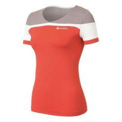 Odlo Koszulka damska GINA czerwono-szara r. L (221241/30030). T-shirty damskie Odlo. Za 75.02 zł.