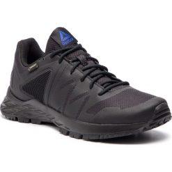 Buty Reebok - Astroride Trail Gtx GORE-TEX CN6235 Black/Crushed Cobalt. Czarne buty sportowe męskie Reebok, z gore-texu. Za 399.00 zł.