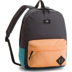 Plecak VANS - Old Skool II Ba VN000ONIPF1 Asphalt C. Szare plecaki damskie Vans, z materiału, sportowe. W wyprzedaży za 119.00 zł.