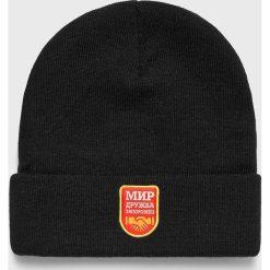 True Spin - Czapka. Czarne czapki i kapelusze męskie True Spin. Za 69.90 zł.