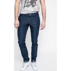 Trussardi Jeans - Jeansy. Niebieskie jeansy męskie TRUSSARDI JEANS. W wyprzedaży za 299.90 zł.