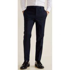 Mango Man - Spodnie Paulo. Eleganckie spodnie męskie marki Giacomo Conti. W wyprzedaży za 99.90 zł.