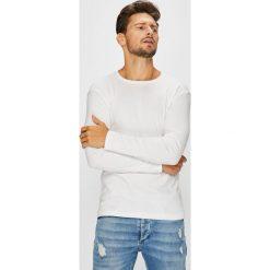 Medicine - Longsleeve Arty Dandy. Szare bluzki z długim rękawem męskie MEDICINE, z bawełny, z okrągłym kołnierzem. W wyprzedaży za 47.90 zł.