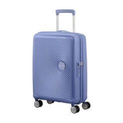 Walizka Spinner 32G74001 SOUNDBOX-55/20 TSA,EXP niebieski dżins (32G-11-001). Walizki męskie Samsonite. Za 298.75 zł.