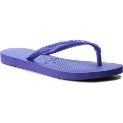 Japonki HAVAIANAS - H. Slim 40000309461 Purple/Purple/Pur. Klapki damskie marki Nike. W wyprzedaży za 99.00 zł.
