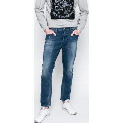 Diesel - Jeansy Jifer. Niebieskie jeansy męskie Diesel. W wyprzedaży za 449.90 zł.