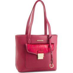 Torebka WITTCHEN - 87-4Y-419-2 Bordowy. Czerwone torebki do ręki damskie Wittchen, z materiału. W wyprzedaży za 219.00 zł.